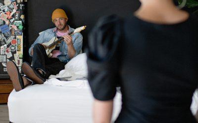"Dustin Tucker Releases Debut Solo Album, ""Figurine"""