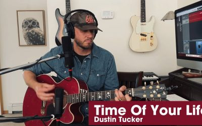 Dustin Tucker Performs 'Time of Your Life' for SLAM